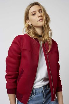 The Best Cheap Bomber Jackets to Buy Online Now | StyleCaster > 21 Bomber Jackets That Will Give You Change From $100 Airtex Bomber Jacket, $95; at Topshop Photo: Topshop Read more: http://stylecaster.com/cheap-bomber-jackets/#ixzz43U22c2eZ