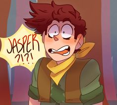 local cryptid — hear me out…jasper can make his ghost form age w/...