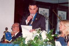 Maria Rosaria VILLANO, Dino DE LAURENTIIS, Raimondo VILLANO e Martha DE LAURENTIIS (Rotary, 2001).