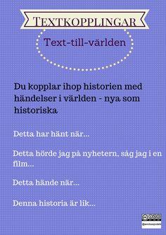 Textkopplingar