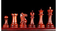 New Weighted Staunton Chess Set Bud Rose Wood & Box Wood. http://www.chessbazaar.com/chess-pieces/mid-range-chess-pieces/new-weighted-staunton-chess-set-bud-rose-wood-box-wood.html