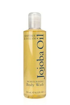 These Oils Are Going To Change The Way You Shower #refinery29  http://www.refinery29.com/cleansing-oils#slide5  Want all the moisture without giving up on a gel consistency or rich lather? This body wash-cleansing oil hybrid uses jojoba oil and oat amino acids, which hydrated our skin enough for us to skip the lotion. Since its thicker formulation is surfactant-based and pH-balanced, it can serve as a milder alternative to soaps and foams.