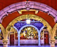 Palacio de Gobierno Aguascalientes, Mexico