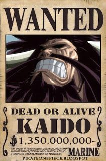 One Piece Bounties, Kaido One Piece, One Piece Figure, Life Comics, One Piece World, One Peace, One Piece Anime, Anime Manga, Comic Art