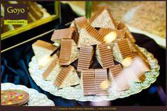 Si os gusta el chocolate, no podéis dejar de probarlos.  ----- If you like #chocolate you have to try these.   Goyo #PuertoBanus (2015)