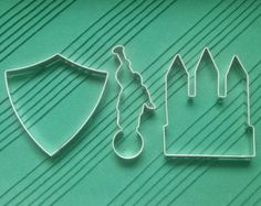 LDS Cookie Cutter Collection 3 Piece Set (So cute!)