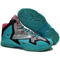 Nike LeBron 11 Wolf Grey South Blue Pink Flash Shoes are cheap sale on our website. The newest lebron 11 shoes will be your best choice. Nike Lebron, Lebron 11, Lebron James, Kobe 9 Shoes, Kd 6 Shoes, Nike Shoes, Sneakers Nike, Shoes 2014, Kevin Durant