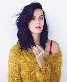 I love that the color is such a subtle blue/purple