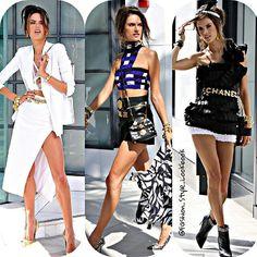 ALESSANDRA AMBROSIO POSES FOR A PHOTOSHOOT⇦⇦⇦⇦⇦ #alessandraambrosio #mirandakerr #floral #angel #model #vs #supermodel #victoriassecret #fashion #style #baby #muah #love #beautiful #makeup #slim #fit #fitness #skinnyjeans #miumiu #jimmychoo #chanel #fashion #style #lookbook #redlips #lipstick #shades #mother... - Celebrity Fashion