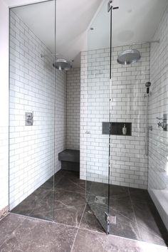 Image result for tiled shower square