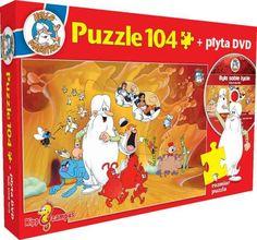 Kup Teraz: Puzzle Było sobie życie + DVD -   Hippocampus , tylko 24,49 zł w Smyk.com. Darmowy odbiór w salonach Empik,  sprawdź!