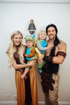 Halloween Weekend with 2 kids! Game of Thrones
