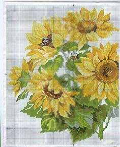 sunflowers PART 1