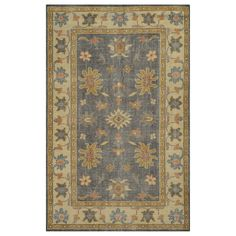 Rizzy Home Hand-Knotted Rug