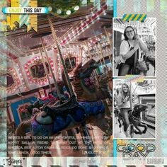 Enjoy this day | Mall of America Just Jaimee | Storyteller Raine Digital Collection
