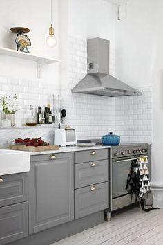 Före & efter i vårt kök.. (via Bloglovin.com )