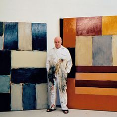 Sean Scully exhibition is at the Ulster Museum from 23rd October to 14th February 2010.