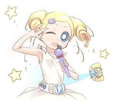 Popstar bubbles