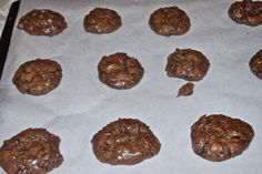 """Point-less"" Meals: Chocolate Brownie Cookies"