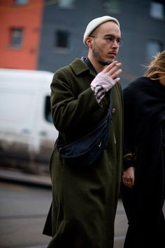 Men's street style from Berlin Fashion Week Autumn Winter 2017 | British GQ