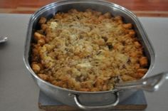 The Bishop's Potluck Chicken Sage Casserole - Amish 365 Amish Recipes Oasis Newsfeatures - substitute for milk