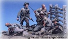 Shenandoah Miniatures - Model Soldiers of the American Civil War - About us