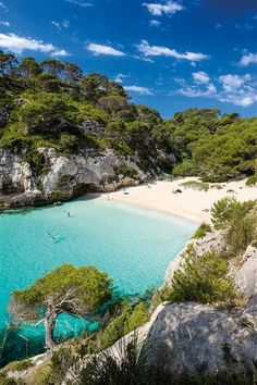Shared by maria leonidou. Find images and videos on We Heart It - the app to get lost in what you love. Vacation Places, Dream Vacations, Vacation Spots, Places To Travel, Places To See, Menorca, Beautiful Islands, Beautiful Beaches, Nature Photography