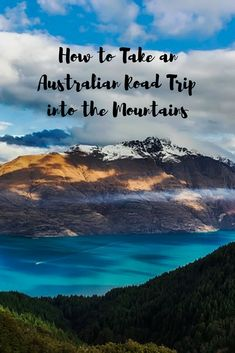 There are so many great road trips you can take when you travel to Australia. Many of them focus on the coast, but here's how to drive to the mountains. #australiatravel
