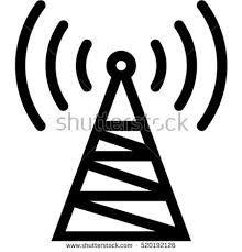 ผลการค้นหารูปภาพสำหรับ radio station symbols