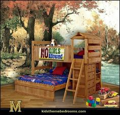 Kids Bedroom Jungle Theme safari jungle hut decorating theme bedrooms jungle theme | exotic