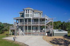 Salvo Vacation Rentals | Time Out - Oceanside Outer Banks Rental | 939 - Hatteras Rental