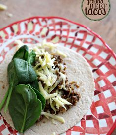 Ground Beef Taco Recipes