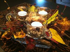 Fall Centerpiece :).