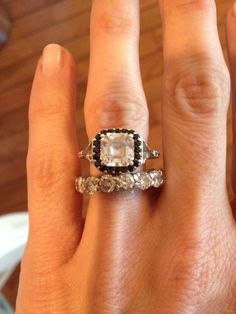 Wedding Photos and Exciting News About a Ring (amy stran @QVC)