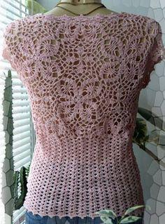 Filet Crochet, Crochet Motif, Crochet Yarn, Knit Crochet, Black Crochet Dress, Crochet Blouse, Crochet Butterfly, Crochet Flowers, Crochet Lingerie