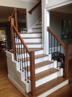 Contemporary - Stair Solution