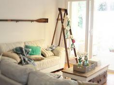 5 ideias para usar escadas na decoração