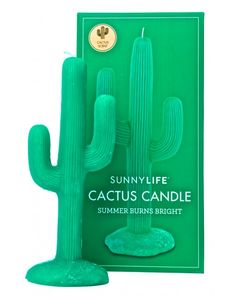 Cactus Coolah Candle   Dolls Kill