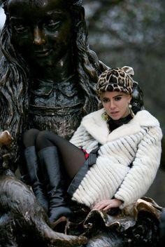 Sienna Miller in 'Factory Girl' (2006)