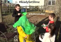 The time I got slimed for Nickelodeon's | ReadySetSlime | and the Kid's Choice Awards! There's video too!  Check it out! @nickmom