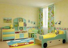 Детская кровать Машина (70см) - Сосна - KNERCER