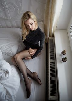 Tights Galore aims to be the number one place for tights and pantyhose fashion inspiration. Leotard Fashion, Pantyhose Legs, Pantyhose Fashion, Nylons, Black Tights, Beautiful Legs, Short Skirts, Leotards, Beauty Women