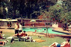 the pool at the Grosvenor Hotel, Nairobi. Kenya Travel, Rift Valley, Nairobi, East Africa, Tours