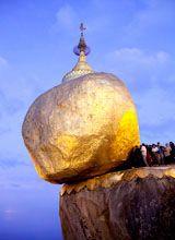 Myanmar Golden Rock Treck (Up - Hill)