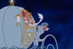 Cinderella- Cinderella Saying Bye to Fairy Godmother