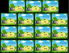 Word Families Down on the Farm Long & Short a (SMARTBoard Lessons)    The purpose of this activity is to help students with the reading of Word Families.  $3.00