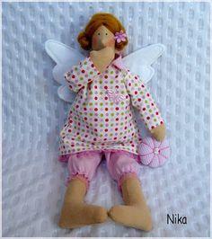 Moje anielskie inspiracje: Śpiąca Zuzia:-)