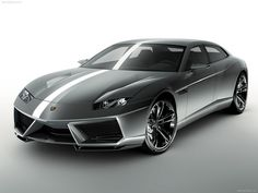 Lamborghini Estoque Concept (2008) grey - Like cars? Let us pay for it http://www.1worldand1vision.com/#Benz%20Club