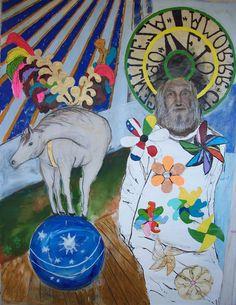 O Profeta Gentileza by Robinson Oliveira