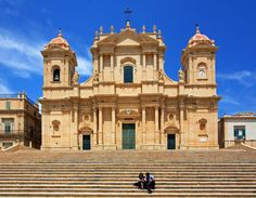 Noto, Sicily Try an ice cream from Corrado Costanzo in Noto, Sicily. Try Mandarin, Mulberry and the Jasmin sorbet